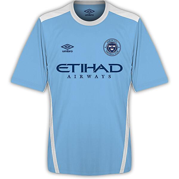 Dublin City FC Home Kit