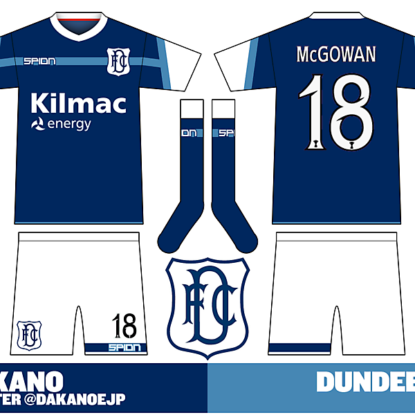 Dundee FC Home