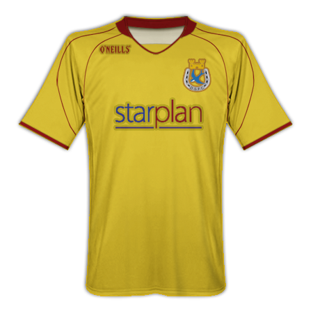 Dungannon Swifts Home and Away