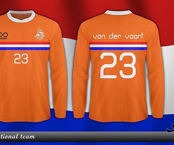 Dutch national team - Home