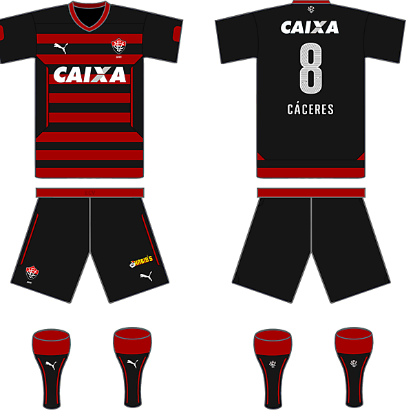 EC Vitoria Puma Home