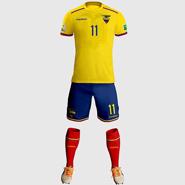 Ecuador Home
