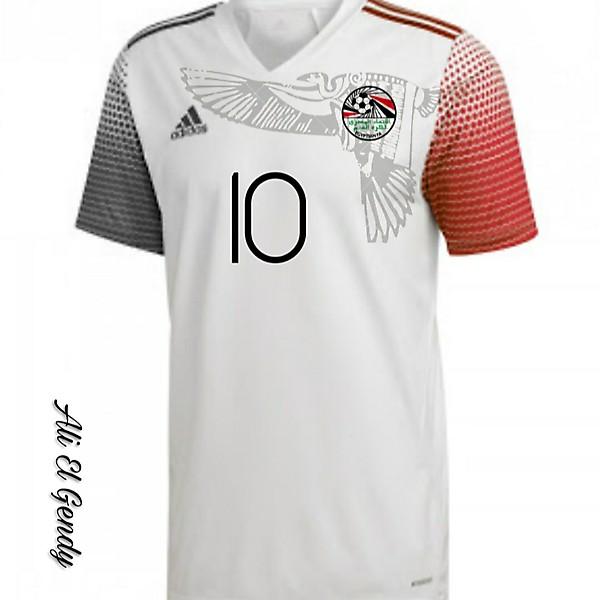 Egypt away kit fantasy design