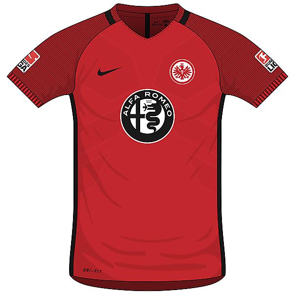 Eintracht Frankfurt 2016/17