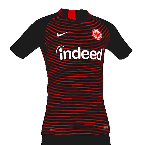 Eintracht Frankfurt home concept kit