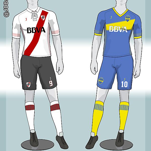 El Clásico - Argentina