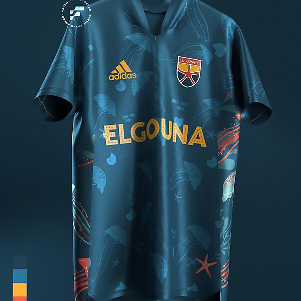 El Gouna FC   2021/2022 Kit