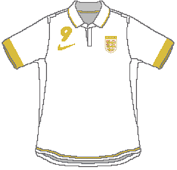 England Nike 150 Years Special