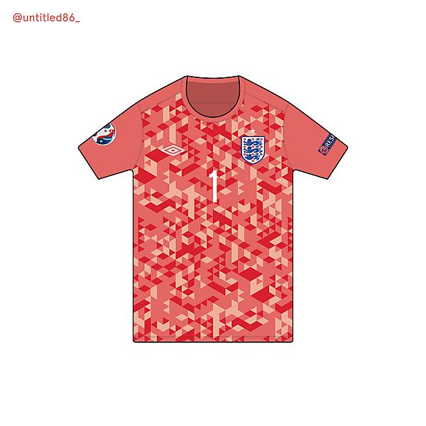 England • GK (N°2)