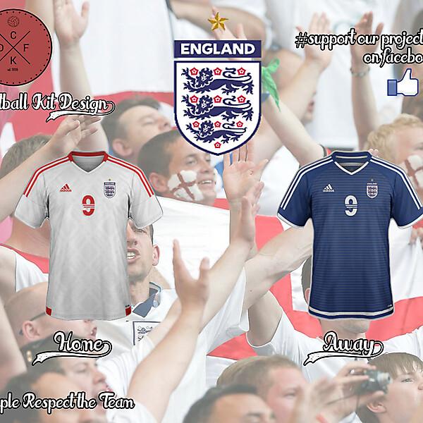 England Adidas Concept 2016