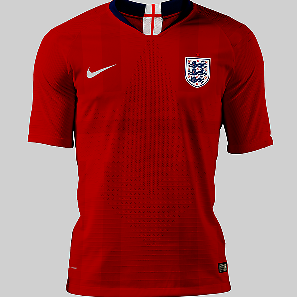 England Away Concept Kit