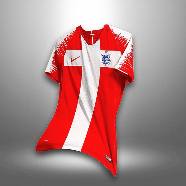 England Away Kit Concept