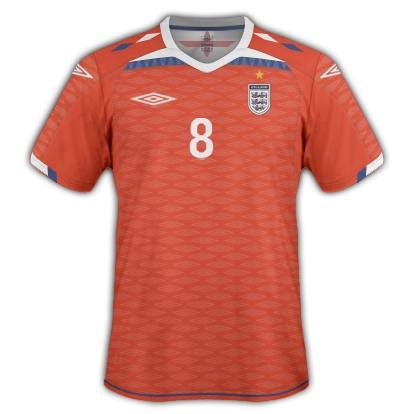 England Away Shirt