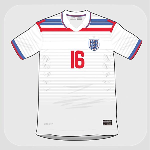 England home 2014