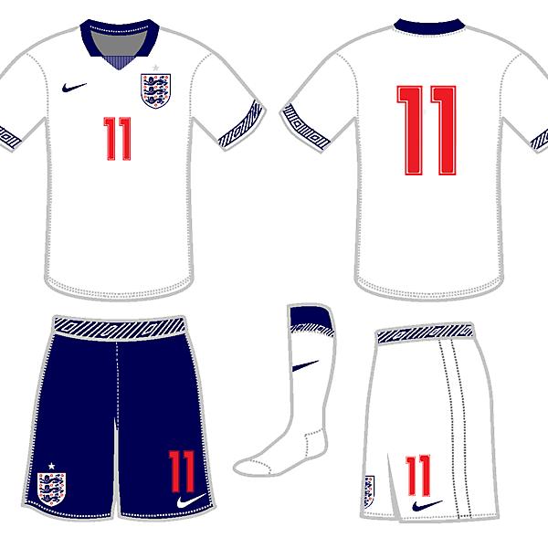 England Home 2018/19