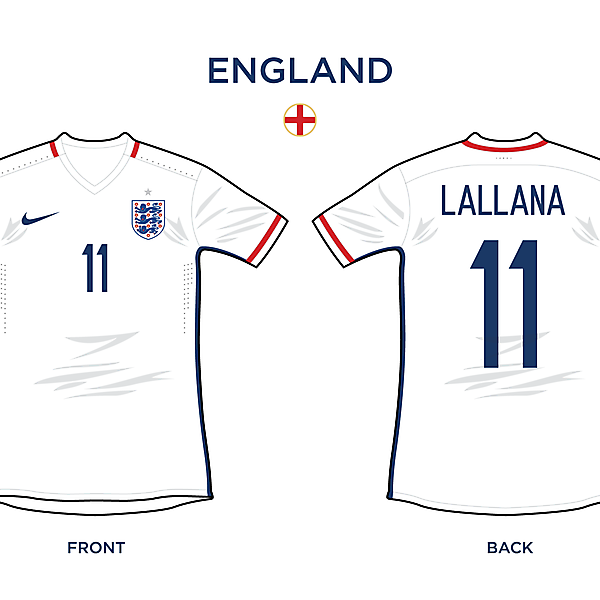 England Home / Euro 2016