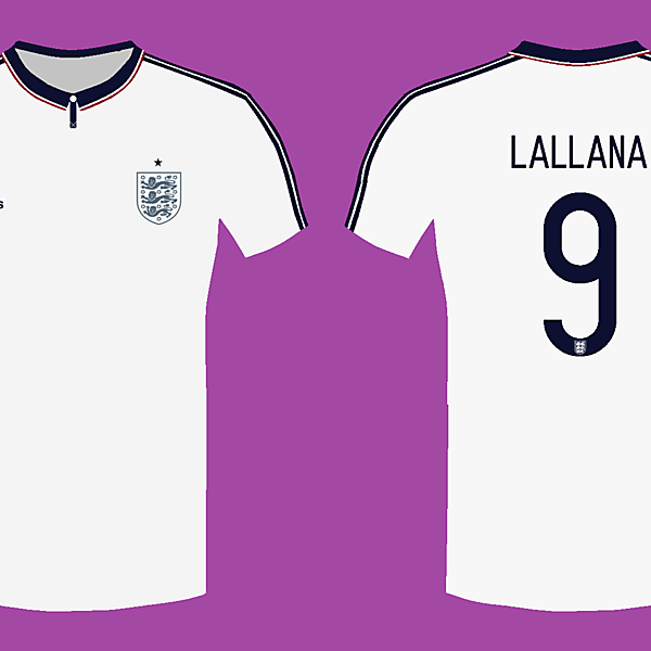 England Home by adidas