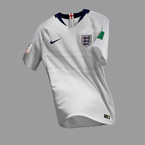 England Home Concept Kit
