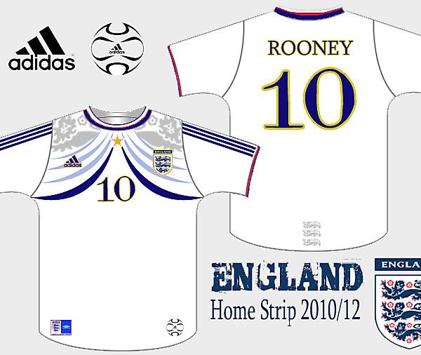 England Home Strip - adidas