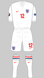 England Home Kit Euro 2016