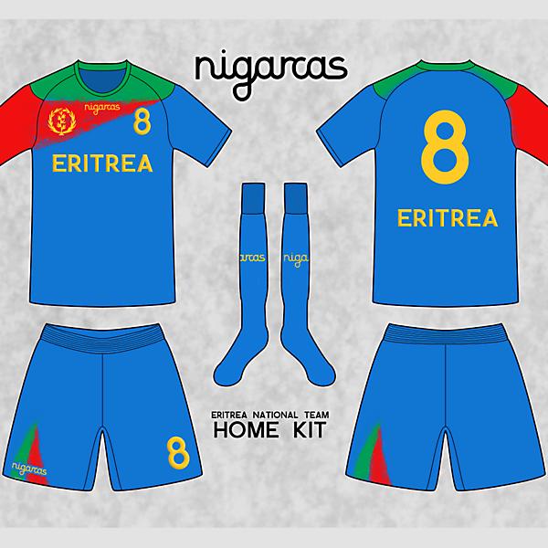 Eritrea National Team