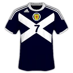 Scotland Adidas Home