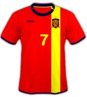 Spain Joma Home