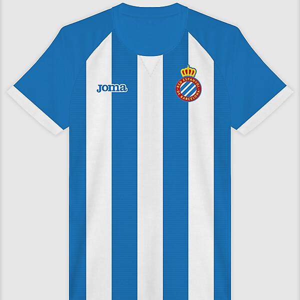 Espanyol x Joma