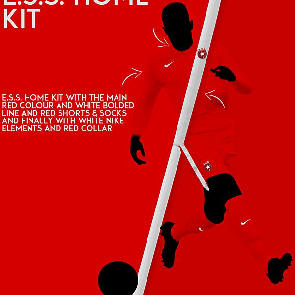 E.S.S Fantasy Home Kit