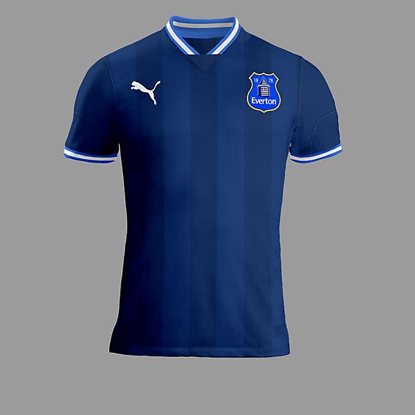 Everton 15-16 Away