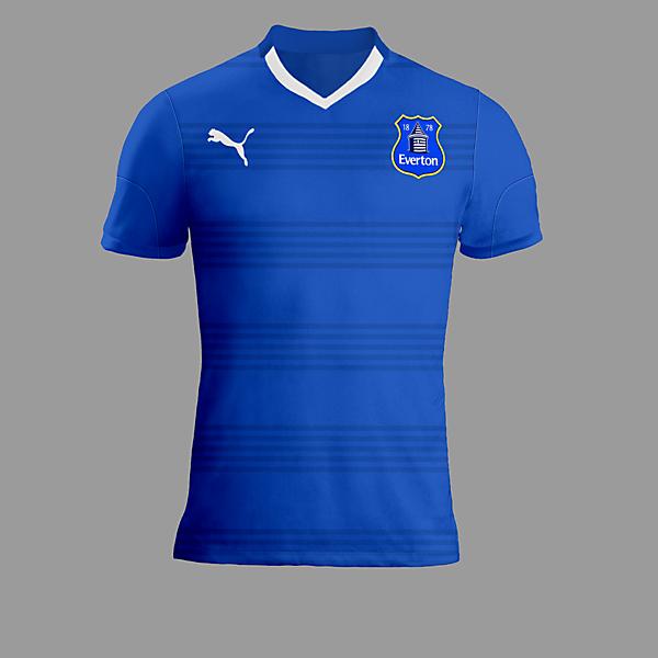Everton 15-16 Home