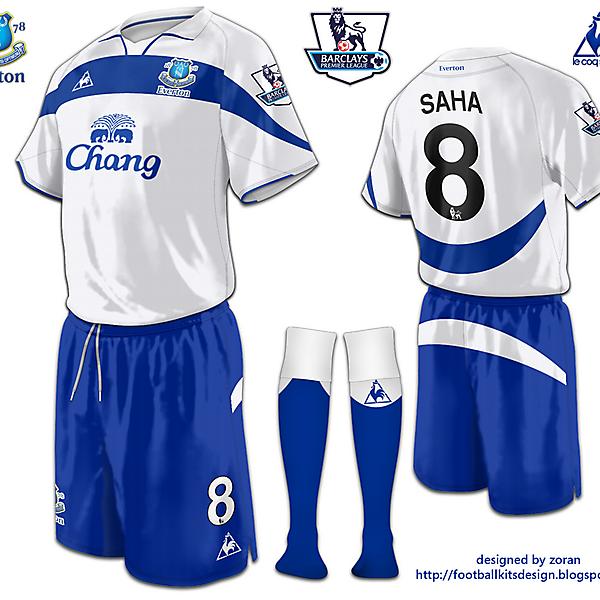 Everton away fantasy