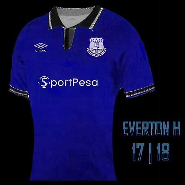Everton H 17/18