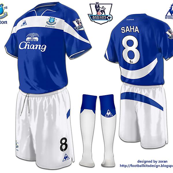 Everton home fantasy