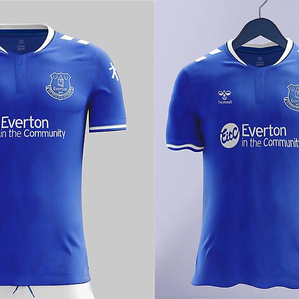 Everton Home 20/21