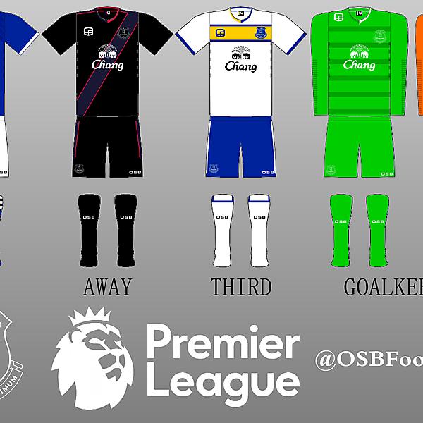 Everton OSB Kits