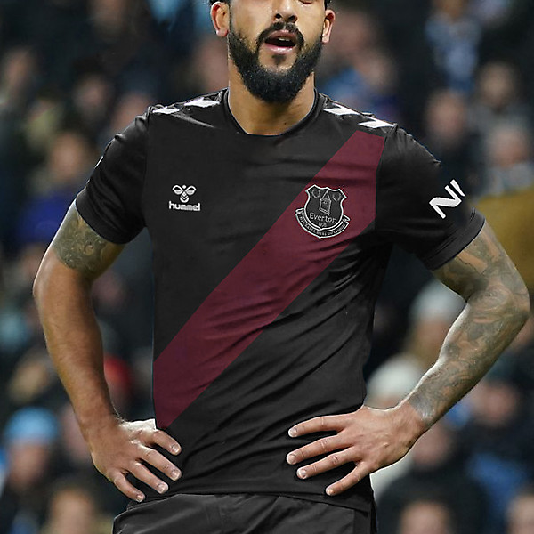 Everton Third 20/21