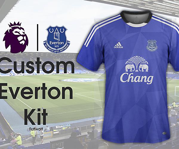 Everton X Adidas