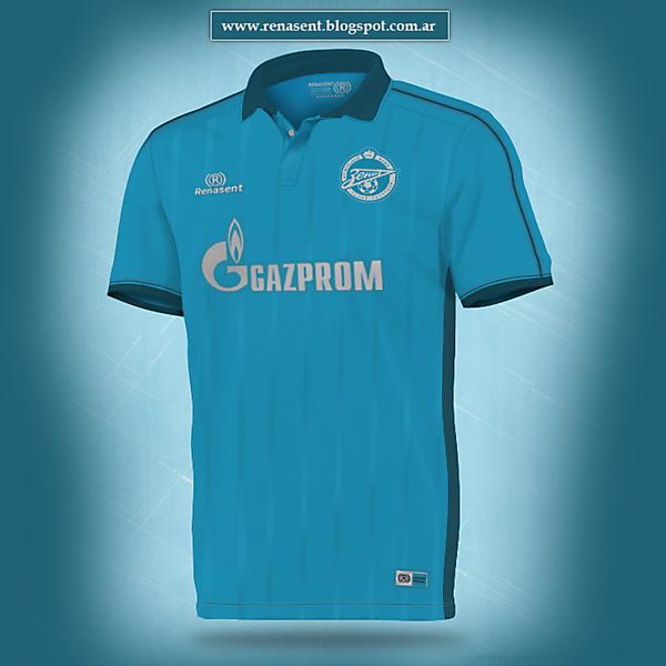F. C. Zenit de San Petersburgo   Home