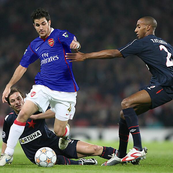 Arsenal Away 09/10 Revealed