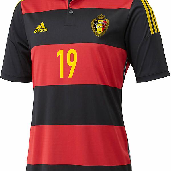 Fantasy new Belgium shirt