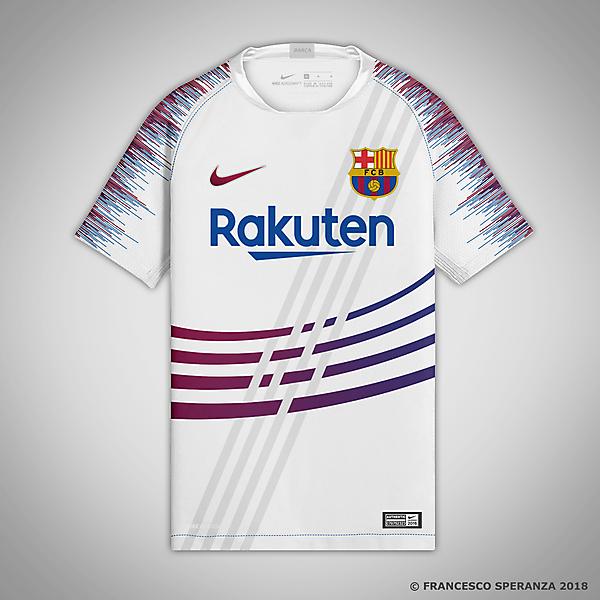 FC Barcelona - away