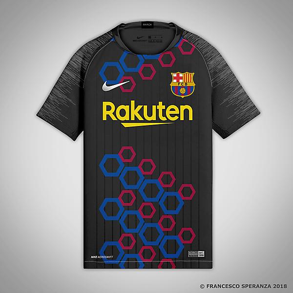 FC Barcelona - third