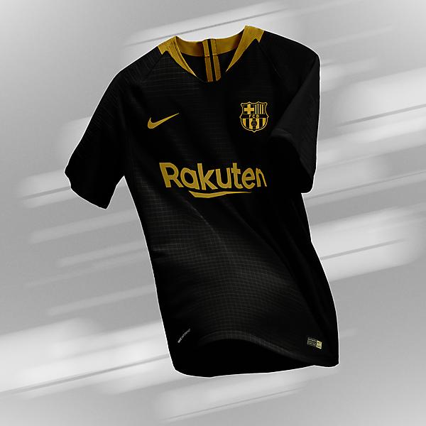 FC Barcelona - Third Kit