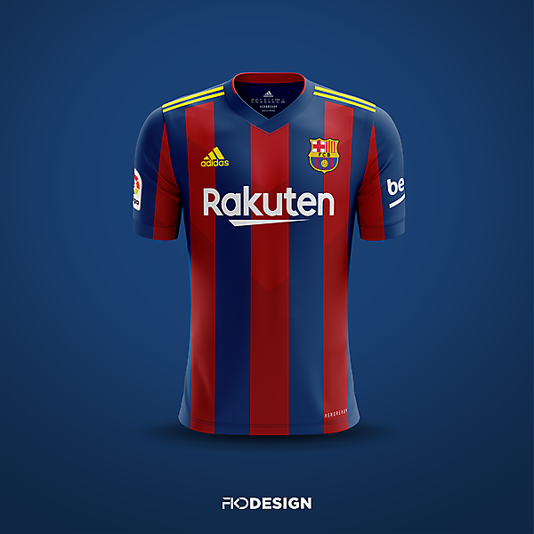FC Barcelona   Adidas   Home