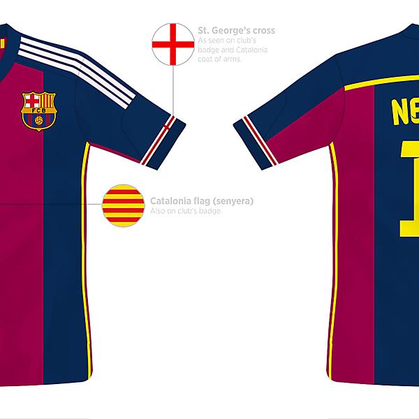 FC Barcelona    home    adidas