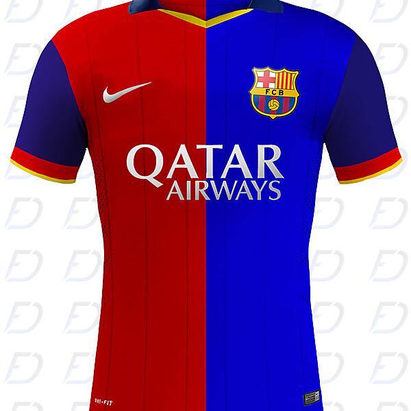 FC Barcelona fantasy kit