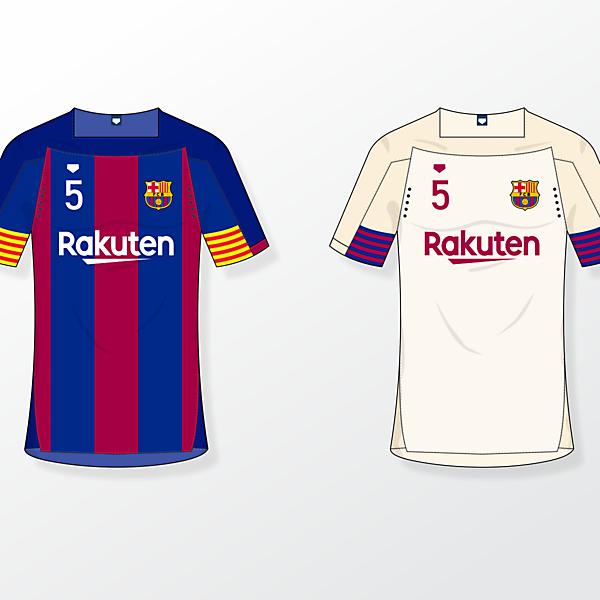 FC Barcelona [fantasy kits]