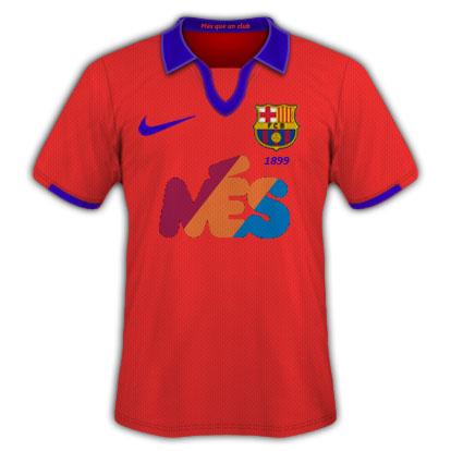 FC Barcelona Alternate