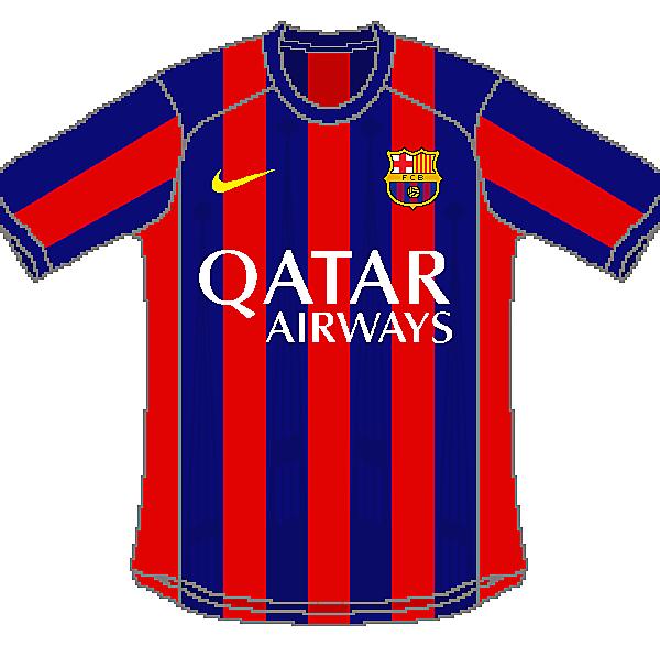 FC Barcelona Nike Home